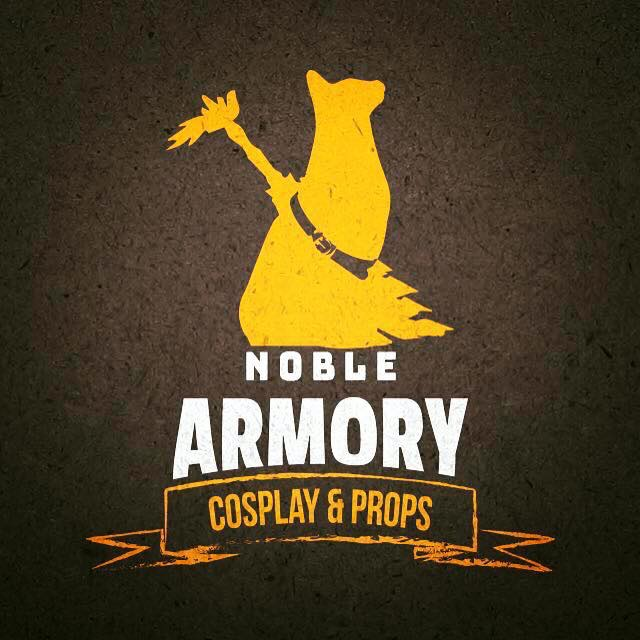 Noble Armory - Noble Armory is a husband and wife cosplay team who grew up (and are based) in Southern West Virginia. Page Shelton met Steven Clay online in World of Warcraft in 2008 and the rest is history ❤️They began their cosplay adventure together in 2009, with a scout and sniper cosplay from Team Fortress 2 for Tsubasacon. They then decided to focus more on heavier armored builds. In 2013, they worked on their first larger build- an ODST from Halo 3 for RTX in Austin, TXThis dynamic duo has won cosplay contests at GenCon in Indianapolis, IN, and TriCon in Huntington, WV. They have also met cosplay greats, Jessica Nigri and Yaya Han. They have attended DragonCon in Atlanta, GA, and countless local conventions (PowerUpRVGC, CharCon, Tsubasacon, Causeacon(Soon!), Lexington ComicCon, Lexplay). You can see many of their Work-in-Progress photos of their costumes and contact them on their Facebook page.Noble Armory will have tables set up to display their amazing cosplay and props. They will also be holding brief discussions and answering questions about cosplay (times to be released later). They have also graciously agreed to assist us in the judging of our cosplay contests so needless to say we are thrilled to have them!