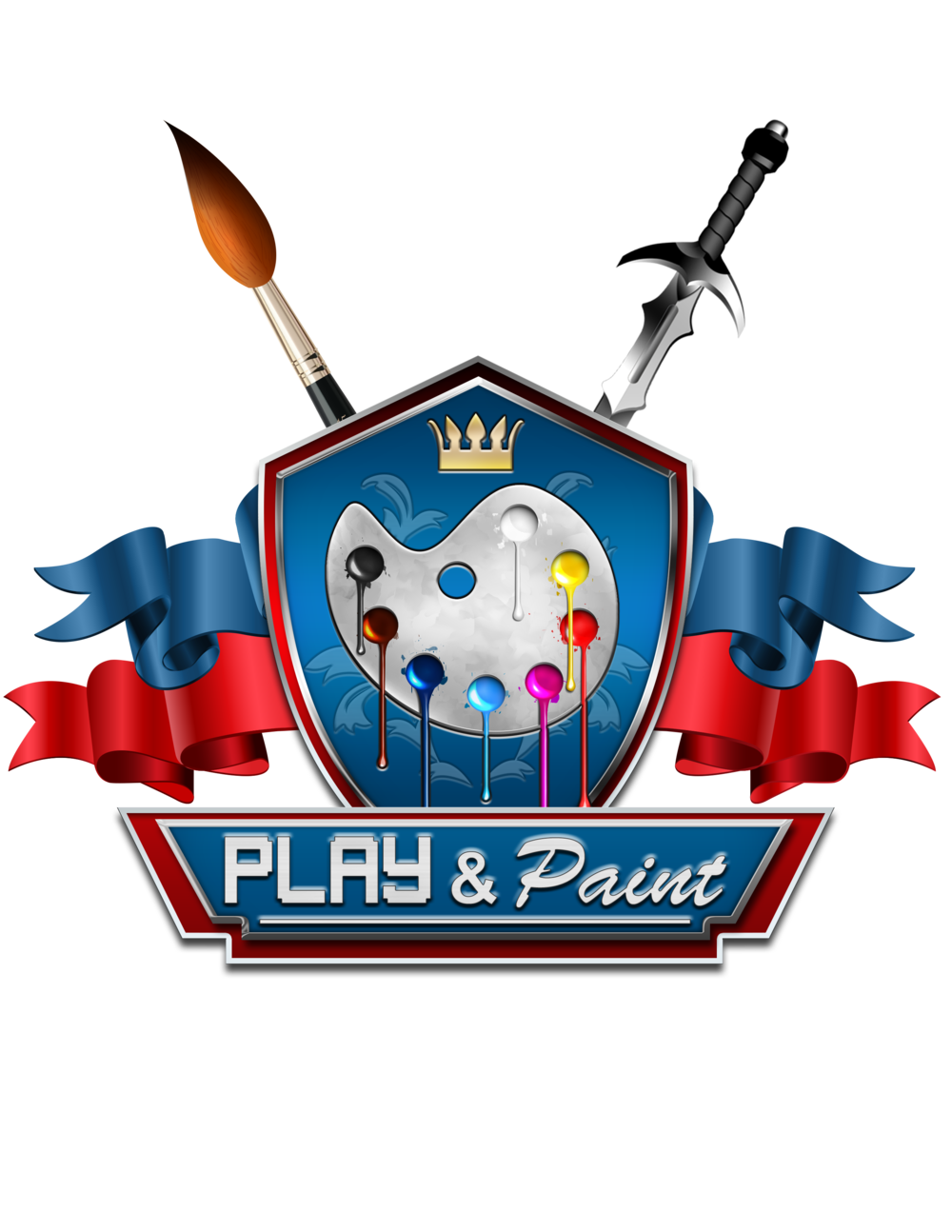 Play and Paint - Play and Paint is a welcome addition to Downtown Williamson. Operated by Josh and Kim McClanahan, the business is both an art studio that hosts painting classes for all ages and a gaming store where gamers of all types can socialize and join in on Pathfinder, D & D, Magic the Gathering, Yu-Gi-Oh, Pokemon, and much more. Josh and Kim will be living up to their namesake at Willcon as Josh will be hosting our gaming room and card tournaments while Kim will be face painting and displaying her artwork.