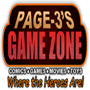 Page 3 GameZone - We want to take a moment to welcome Page 3's Gamezone to WillCon!Located in Pikeville, KY, Page 3's Gamezone will be bringing video games, toys, comic books and more.....Be sure to stop by their booth and check them out