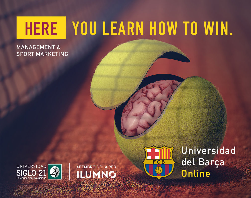 siglo 21 University barca online