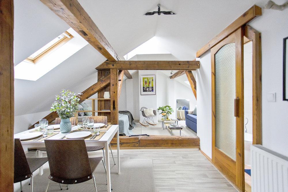 Apartment in Mala Strana #2