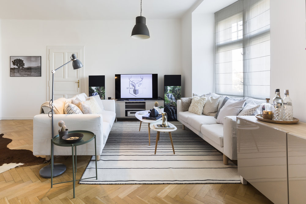 Apartment in Smichov