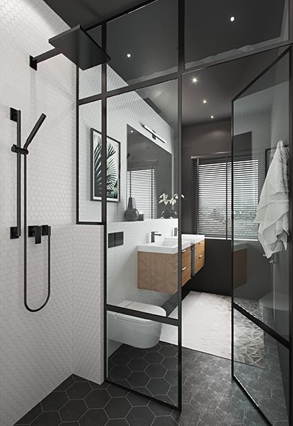 Bathroom in London SW4