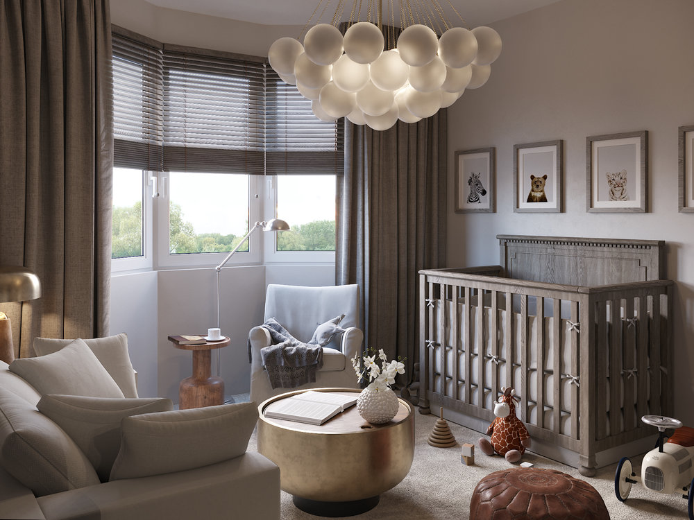 Nursery in SW3, London