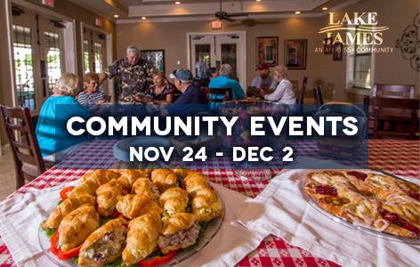 Community Events Nov 24
