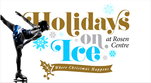 Holidays on Ice at the Rose Centre