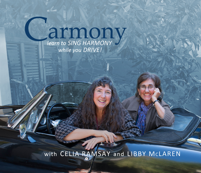 CARMONY COVER