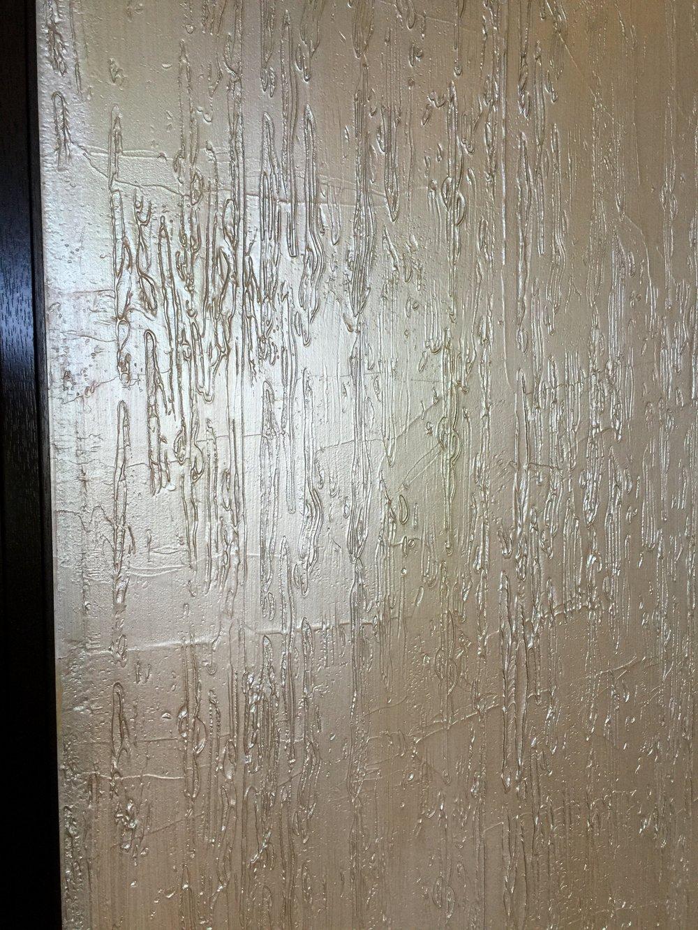 Iridescent Texture Detail