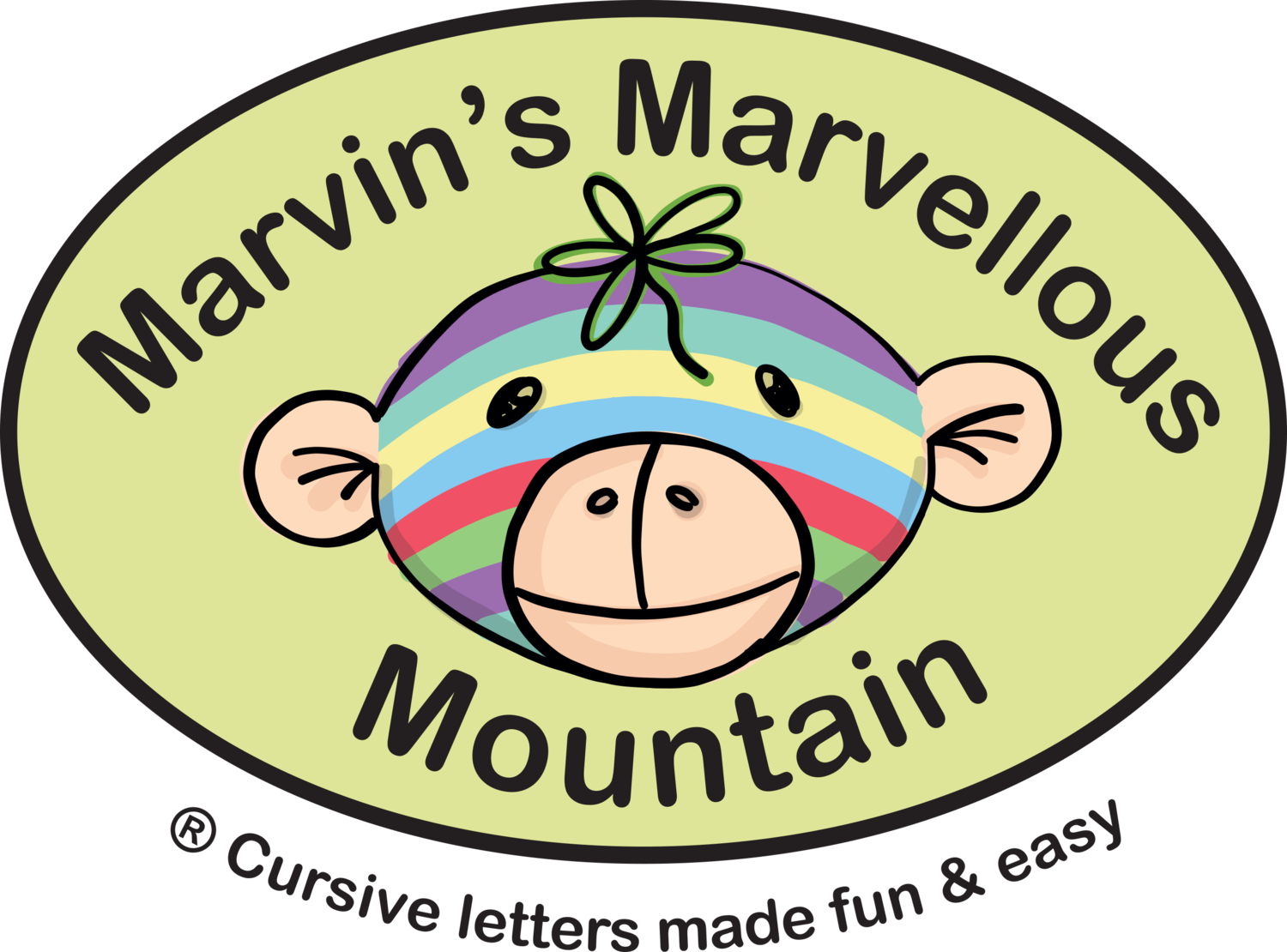 Marvin's Cursive Letters | Foundations stage cursive writing teaching programme