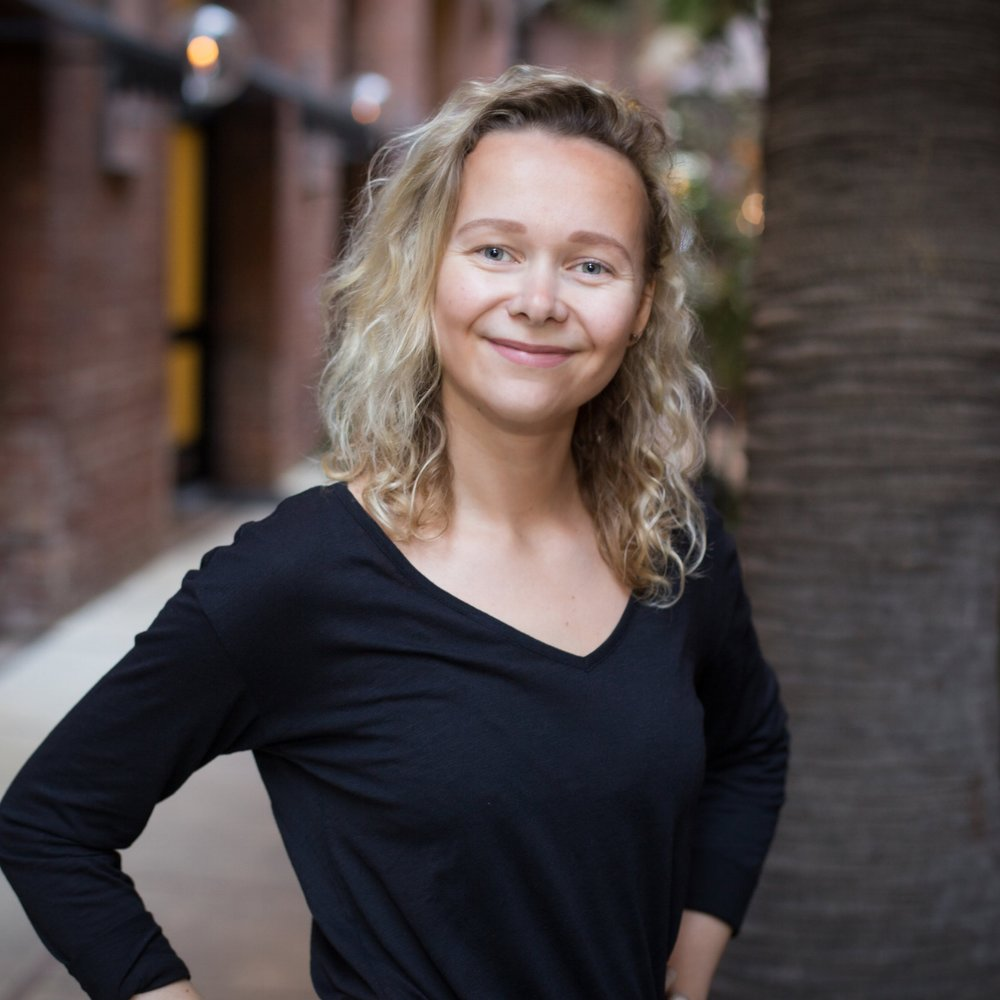 Jenny Berstad| Event Coordinator