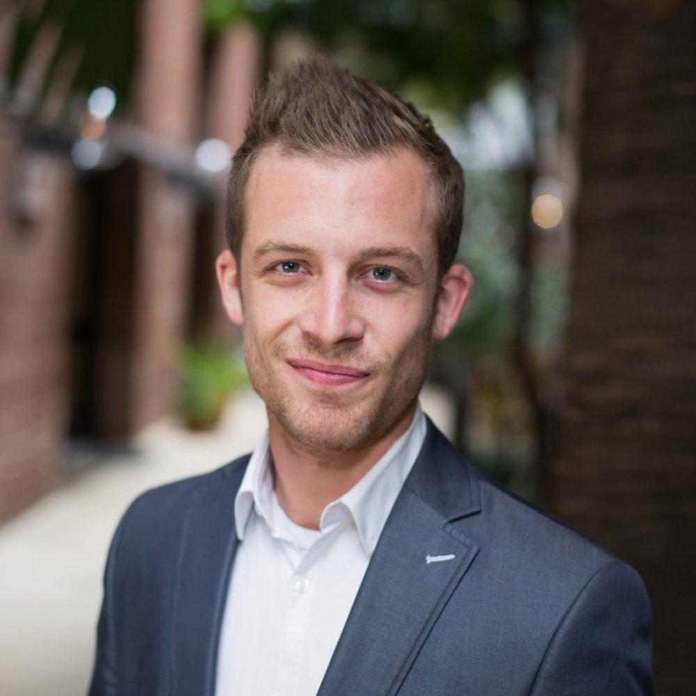 Alex Pringon | Business Development Associate