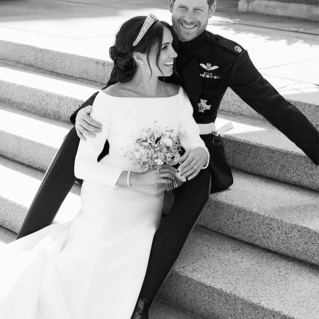 Congratulations to the royal couple. May their lives be a never-ending love song! Photo @alexilubomirski #weddingsong #love #royalwedding