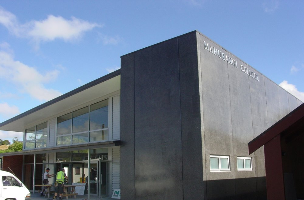 commercial mahurangi college school hall