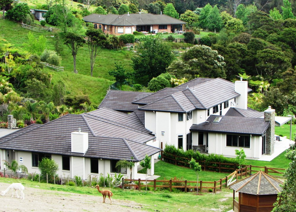 residential albany heights - Magnificent country mansion