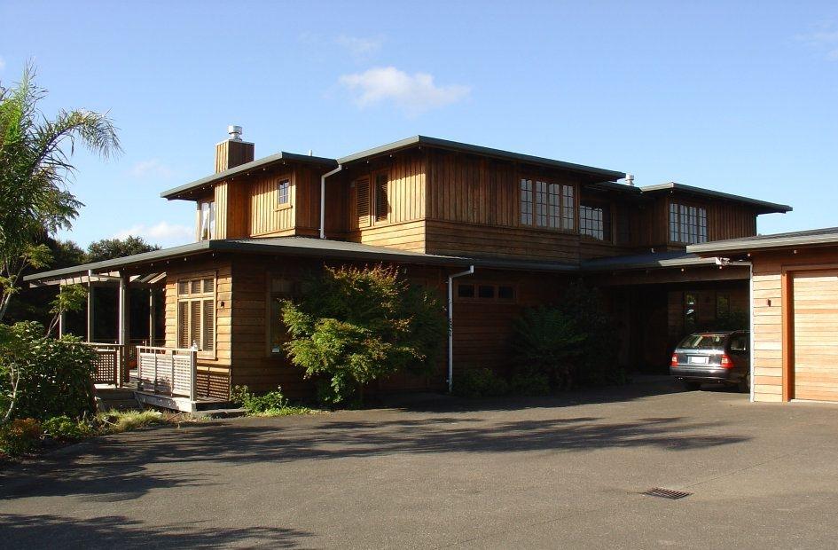 residential bespoke japanese inspired country home