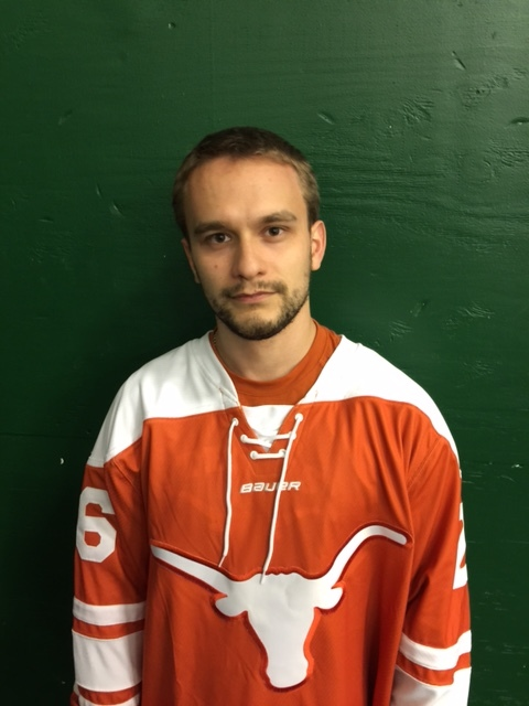 #7 Max Baryshevtsev - Major: Communications Studies