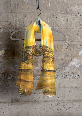 African Tree Cashmere Silk Scarf.png