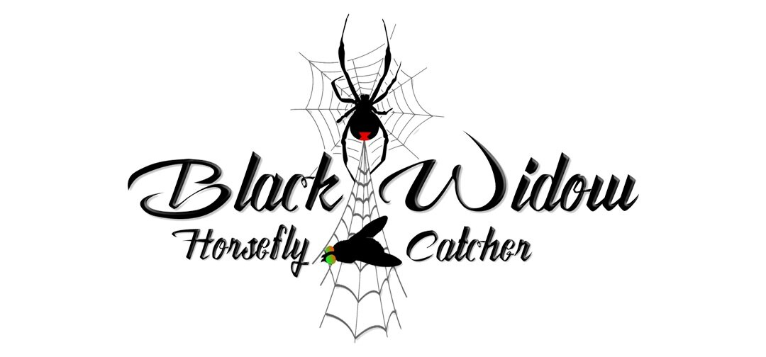 black widow horsefly catcher