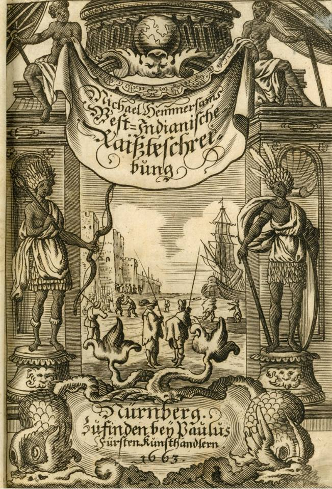 1663 Title Page Picture