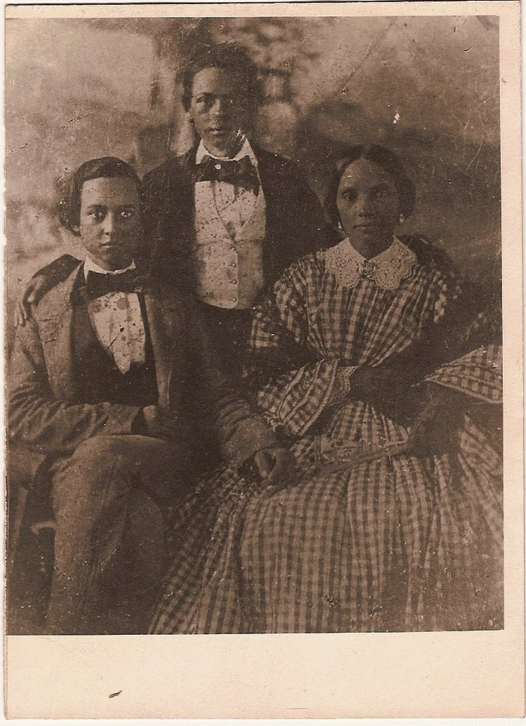 Jesse Chavis, Saponi Native from Granville County
