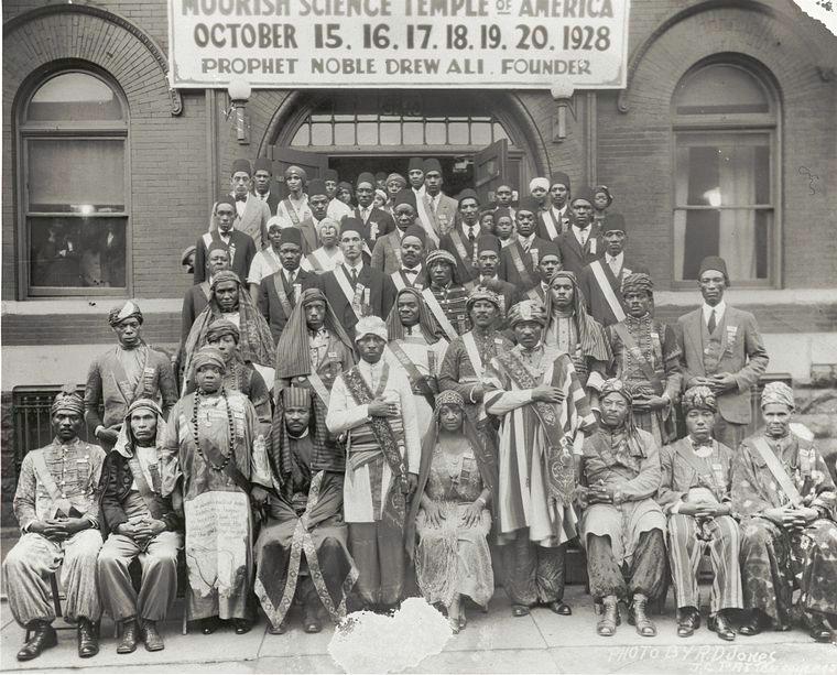 Moorish Americans