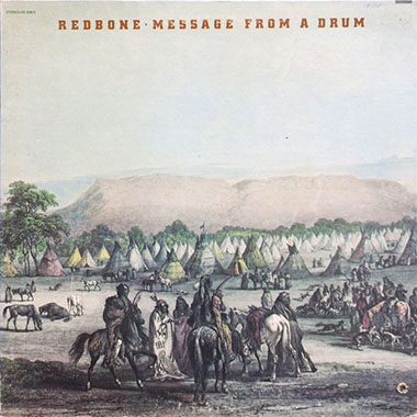 Message From a Drum , 1971