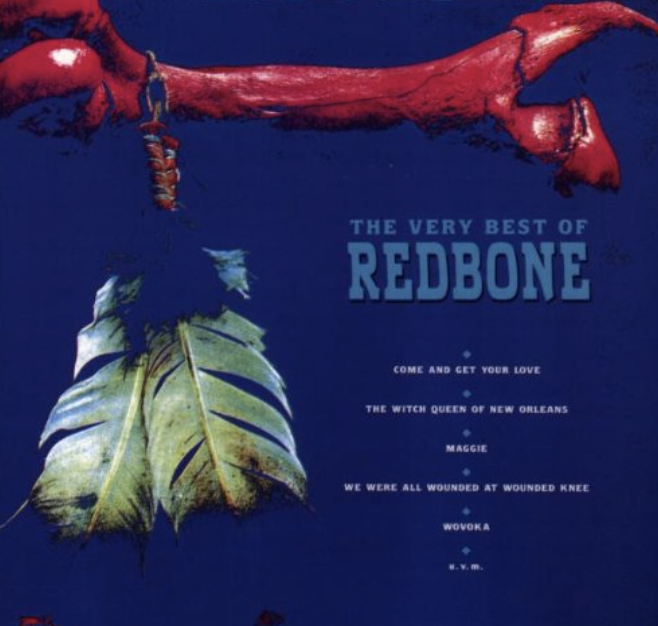 """The Very Best of Redbone"" (1991)"
