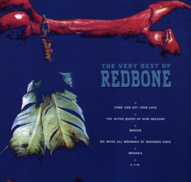 """""""The Very Best of Redbone"""" (1991)"""
