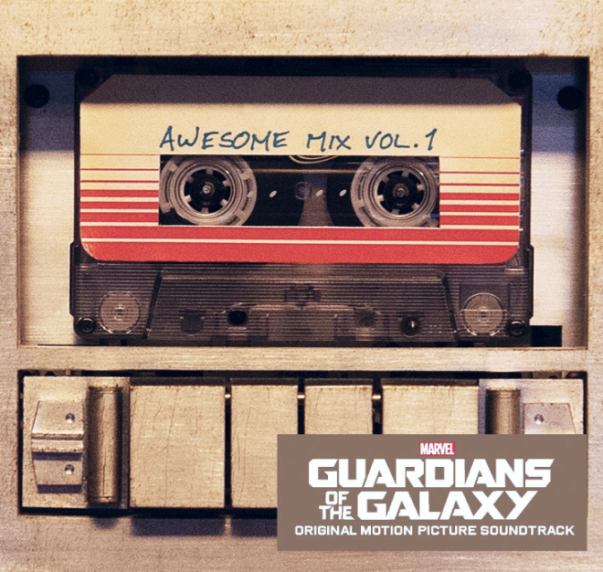 """Guardians of the Galaxy: Awesome Mix Vol. 1"" (2014)"