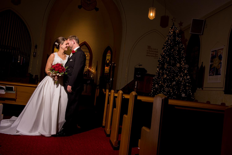 Katie + Cal | Crescent City | Kankakee Hilton Garden Inn wedding ...