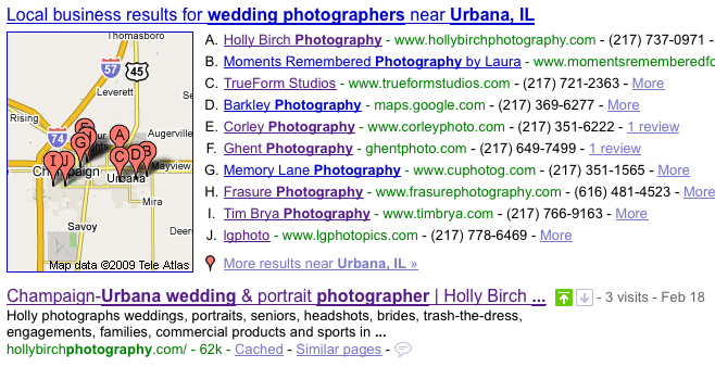 urbana wedding photographers