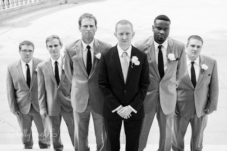 groomsmen ushers