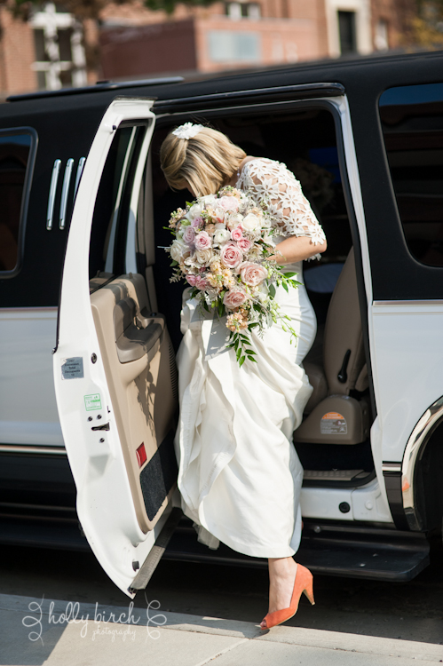 UI ARC wedding Starr Limos