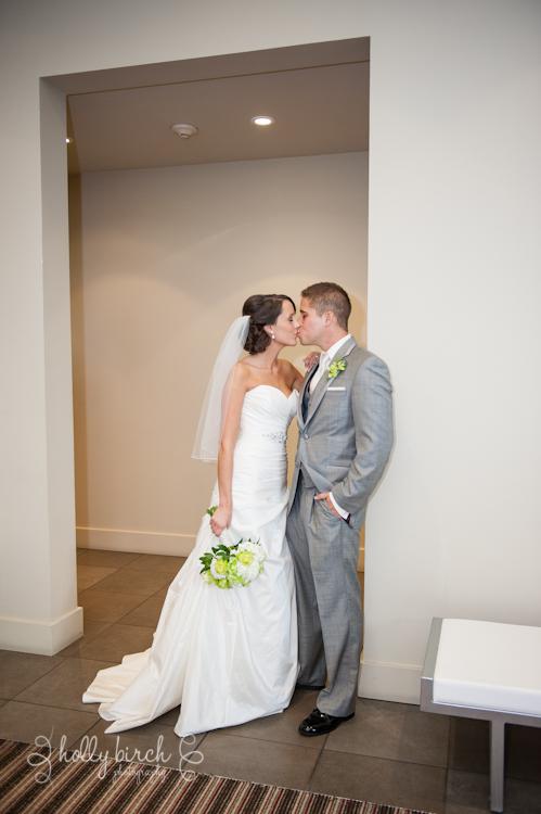 iHotel bridal portraits