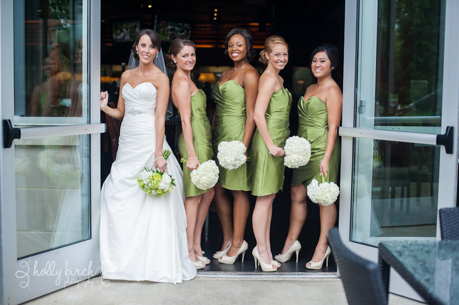 bridesmaids Houlihan's iHotel