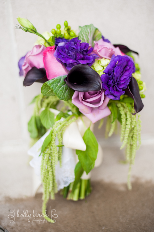 Tammy Lawson florist bouquet