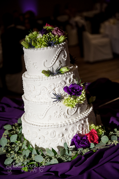 Cakes by Lori wedding cake