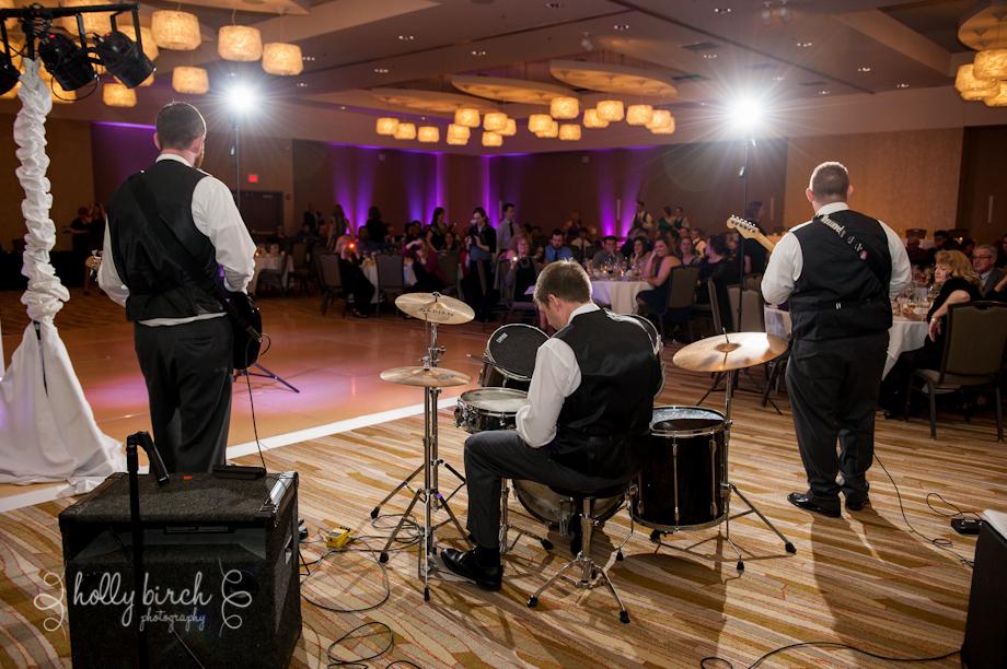 Walt Flanagan Groom's band
