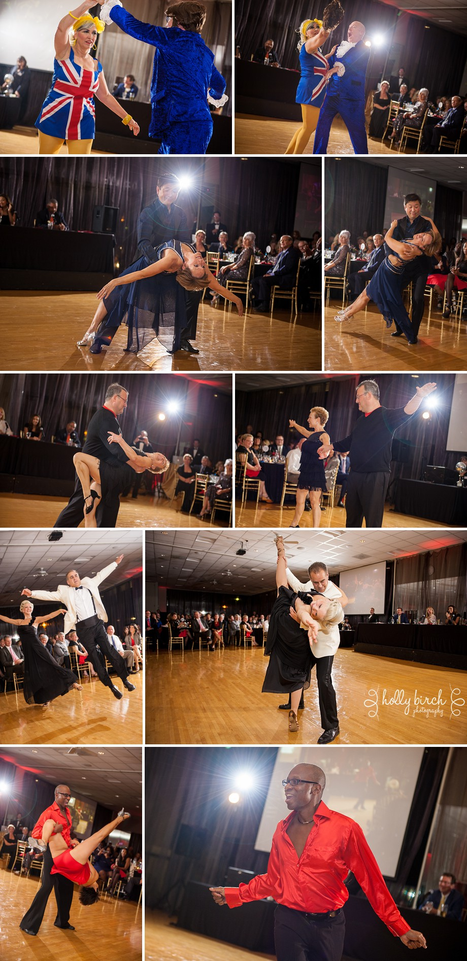 Regent ballroom dancing at Refinery