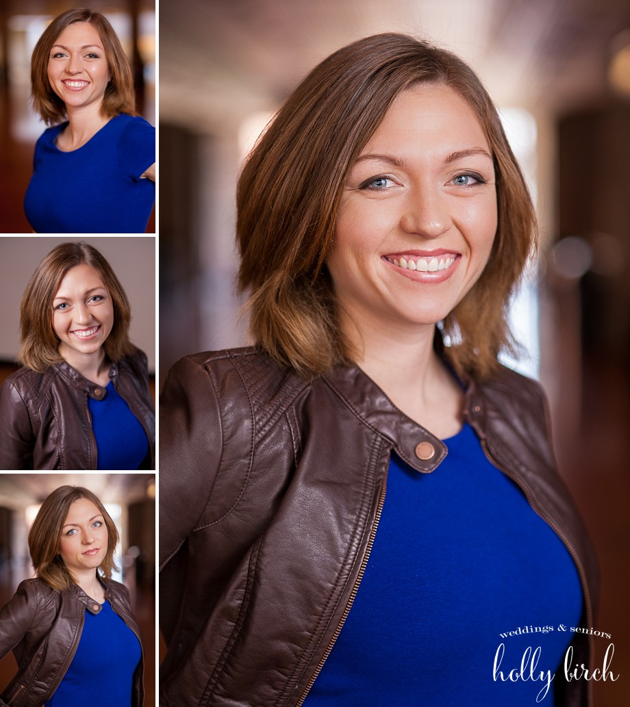 Krannert theater graduate headshot