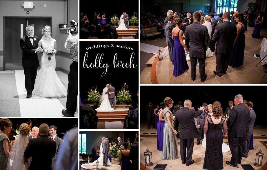 Meadowbrook Church Friday wedding
