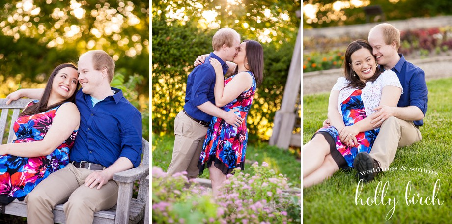 University of Illinois Arboretum engagement