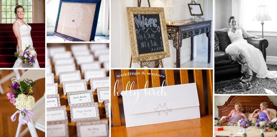 wedding details seating chart