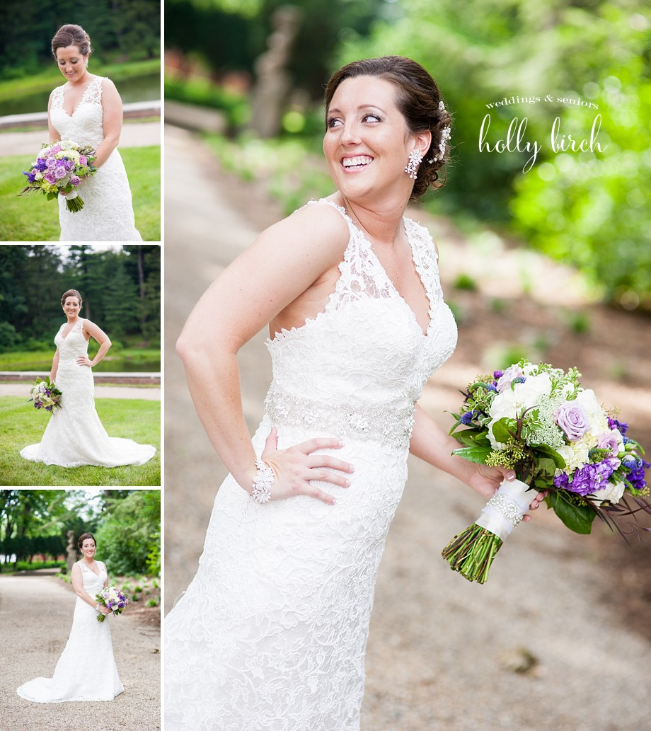 Courtnie bridal portraits