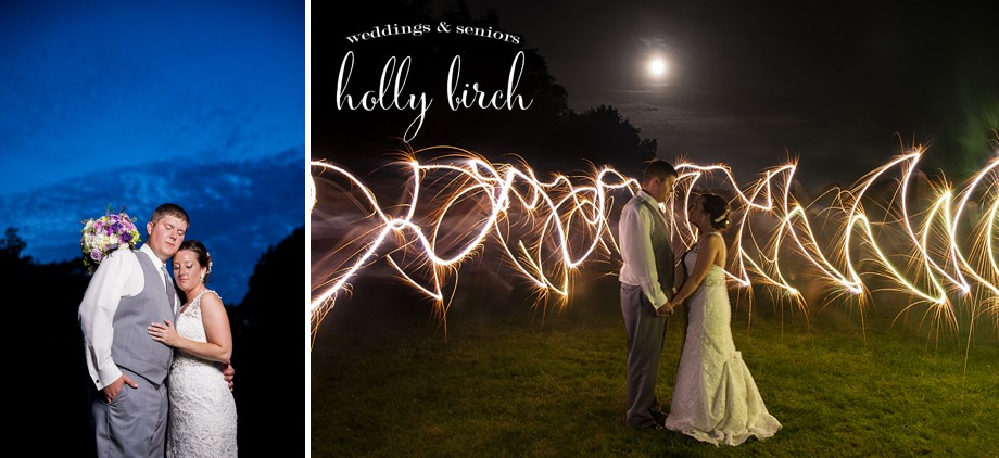 night time wedding photography off-camera flash