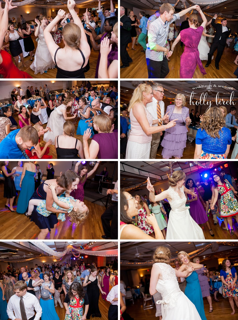 Regent Ballroom wedding reception dancing photos