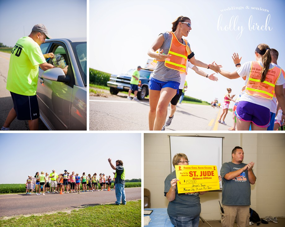Mason City St. Jude Run raised $153,000