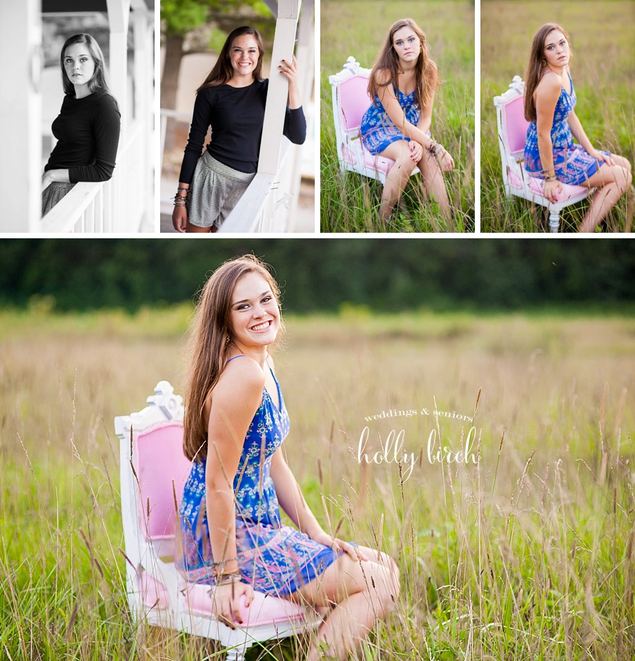 pink chair session Mahomet