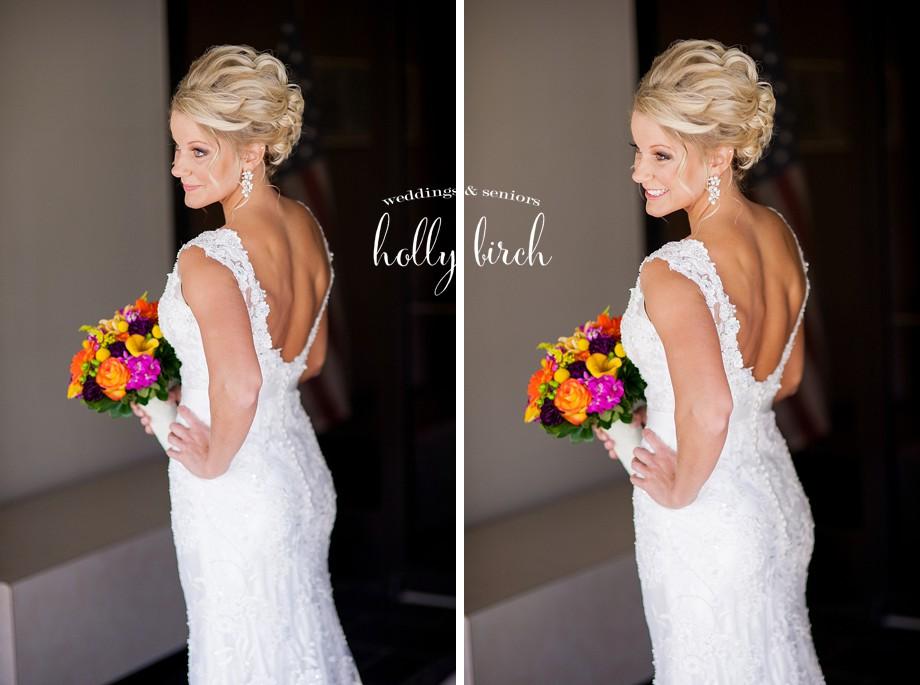 stunning bridal portraits