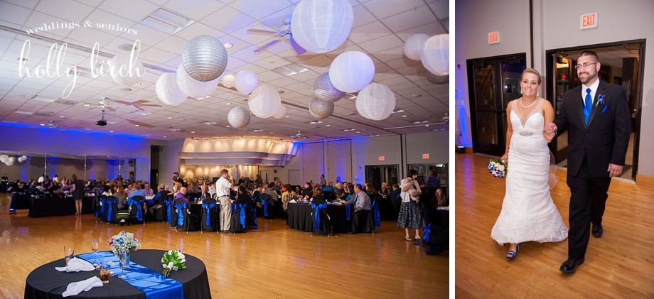 Events at Refinery wedding reception